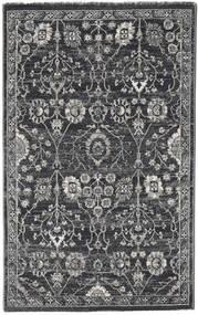 Zanjan - Tummanharmaa-matto RVD19269