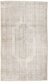 Colored Vintage Rug 151X245 Authentic  Modern Handknotted Light Grey (Wool, Turkey)