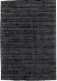 Tribeca - Charcoal Rug 160X230 Modern Dark Grey ( India)