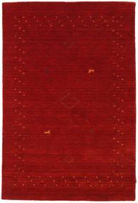 Loribaf Loom Alfa - Röd matta CVD17236