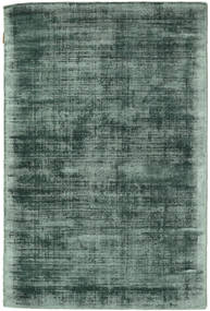Tribeca - Green Rug 120X180 Modern Dark Green/Dark Grey ( India)