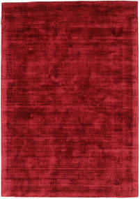 Tribeca - Dark Red Rug 140X200 Modern Dark Red/Crimson Red ( India)