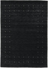 Loribaf Loom Delta - Black / Grey carpet CVD17268