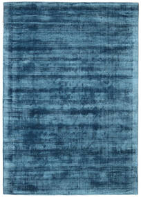 Tribeca - Blue Rug 140X200 Modern Dark Blue/Blue ( India)