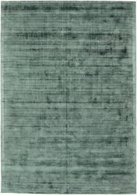 Tribeca - Green Rug 240X340 Modern Dark Grey/Pastel Green ( India)