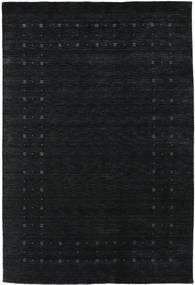 Loribaf Loom Delta - Svart / Grå teppe CVD17266