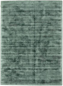 Tribeca - Green Rug 210X290 Modern Dark Green/Green  ( India)