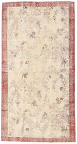 Colored Vintage rug XCGZT1098