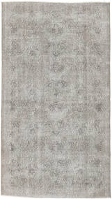 Colored Vintage Rug 115X205 Authentic  Modern Handknotted Light Grey (Wool, Turkey)