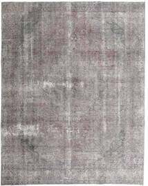 Colored Vintage Rug 280X355 Authentic  Modern Handknotted Light Grey/Dark Grey Large (Wool, Persia/Iran)