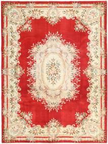 Hamadan Shahrbaf Patina Matto 270X360 Itämainen Käsinsolmittu Beige/Ruoste Isot (Villa, Persia/Iran)
