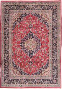 Kashmar Rug 240X345 Authentic  Oriental Handknotted Light Purple/Dark Red (Wool, Persia/Iran)