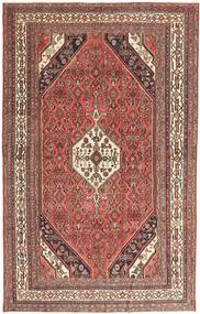 Hamadan Patina Rug 193X305 Authentic  Oriental Handknotted Dark Brown/Brown (Wool, Persia/Iran)