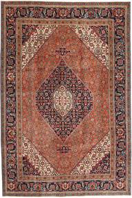 Tabriz Patina Rug 195X290 Authentic  Oriental Handknotted Brown/Light Brown (Wool, Persia/Iran)