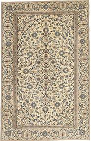 Keshan Patina Rug 183X285 Authentic  Oriental Handknotted Light Brown/Beige (Wool, Persia/Iran)