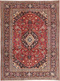 Keshan Patina Rug 242X333 Authentic  Oriental Handknotted Dark Red/Light Brown/Brown (Wool, Persia/Iran)