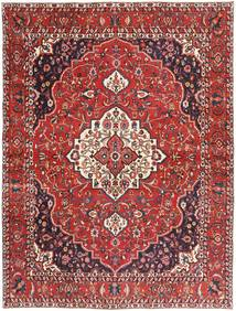 Bakhtiari Patina Rug 262X350 Authentic  Oriental Handknotted Dark Red/Brown Large (Wool, Persia/Iran)