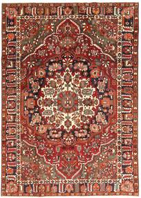 Bakhtiari Patina Rug 218X315 Authentic  Oriental Handknotted Dark Red/Dark Brown (Wool, Persia/Iran)