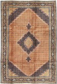Ardabil Patina Alfombra 197X292 Oriental Hecha A Mano Marrón Claro/Marrón (Lana, Persia/Irán)