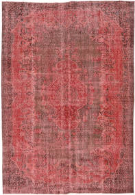 Colored Vintage Rug 184X272 Authentic Modern Handknotted Rust Red/Dark Red (Wool, Turkey)