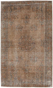 Colored Vintage Rug 182X304 Authentic  Modern Handknotted Brown/Light Brown (Wool, Turkey)