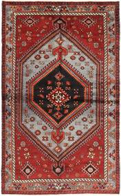 Hamadan Rug 145X240 Authentic Oriental Handknotted Dark Red/Brown (Wool, Persia/Iran)