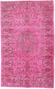 Colored Vintage Tapis 170X284 Moderne Fait Main Rose/Rose Clair (Laine, Turquie)