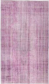 Colored Vintage Rug 165X285 Authentic  Modern Handknotted Light Pink/Pink (Wool, Turkey)