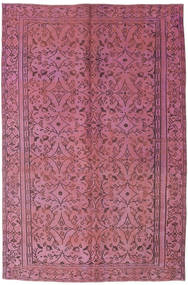 Colored Vintage Rug 175X278 Authentic  Modern Handknotted Light Purple/Light Pink (Wool, Turkey)