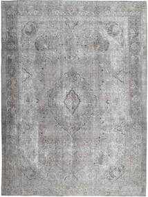 Colored Vintage Rug 277X375 Authentic  Modern Handknotted Light Grey Large (Wool, Persia/Iran)