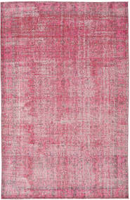 Colored Vintage Rug 183X279 Authentic  Modern Handknotted Light Pink/Light Purple (Wool, Turkey)