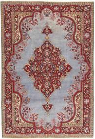 Keshan Patina Matto 107X160 Itämainen Käsinsolmittu Ruskea/Vaaleanharmaa (Villa, Persia/Iran)