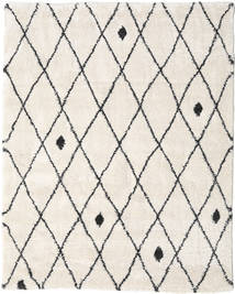 Shaggy Zanjan - Off White/Dark Grey Rug 240X300 Modern Beige/Light Grey ( Turkey)