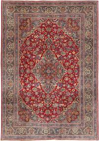 Mashad Patina Rug 200X292 Authentic  Oriental Handknotted Brown/Light Brown (Wool, Persia/Iran)