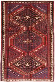 Lori Matto 188X275 Itämainen Käsinsolmittu Tummanpunainen/Ruskea (Villa, Persia/Iran)