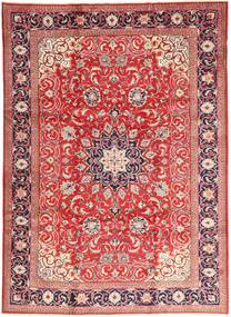 Arak Rug 233X320 Authentic  Oriental Handknotted Dark Red/Light Pink (Wool, Persia/Iran)