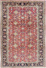 Mahal Rug 220X335 Authentic  Oriental Handknotted Light Grey/Brown (Wool, Persia/Iran)