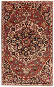 Bakhtiar Patina Teppe 162X273 Ekte Orientalsk Håndknyttet Mørk Brun/Mørk Rød (Ull, Persia/Iran)