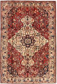 Bakhtiari Rug 215X315 Authentic  Oriental Handknotted Dark Red/Dark Brown (Wool, Persia/Iran)