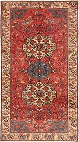 Bakhtiari Patina Rug 165X307 Authentic  Oriental Handknotted Dark Red/Brown (Wool, Persia/Iran)