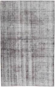 Colored Vintage Rug 200X320 Authentic  Modern Handknotted Light Grey/Light Purple (Wool, Persia/Iran)