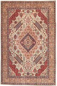Tabriz Patina Rug 195X300 Authentic  Oriental Handknotted Light Brown/Brown (Wool, Persia/Iran)