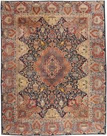 Kashmar Patina Teppe 295X375 Ekte Orientalsk Håndknyttet Lysbrun/Brun Stort (Ull, Persia/Iran)