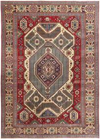 Tabriz Patina Rug 267X375 Authentic  Oriental Handknotted Light Brown/Dark Brown Large (Wool, Persia/Iran)