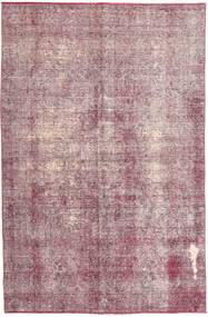Colored Vintage Rug 183X280 Authentic  Modern Handknotted Light Purple/Light Pink (Wool, Persia/Iran)