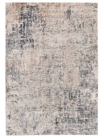 Atlas - Dark Grey/Beige Rug 200X290 Modern Light Grey/White/Creme ( Turkey)