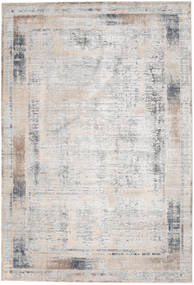 Dante - Beige/Grey Rug 240X340 Modern Light Grey ( Turkey)