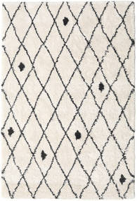 Shaggy Zanjan - Off-White / Dark Grey rug CVD19582