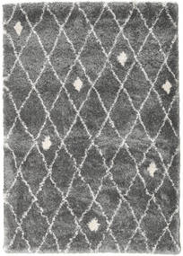 Shaggy Zanjan - grau / Off-Weiß Teppich CVD19388
