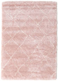 Σάγκι Agadir - Soft Rose / Off-White χαλι CVD19576